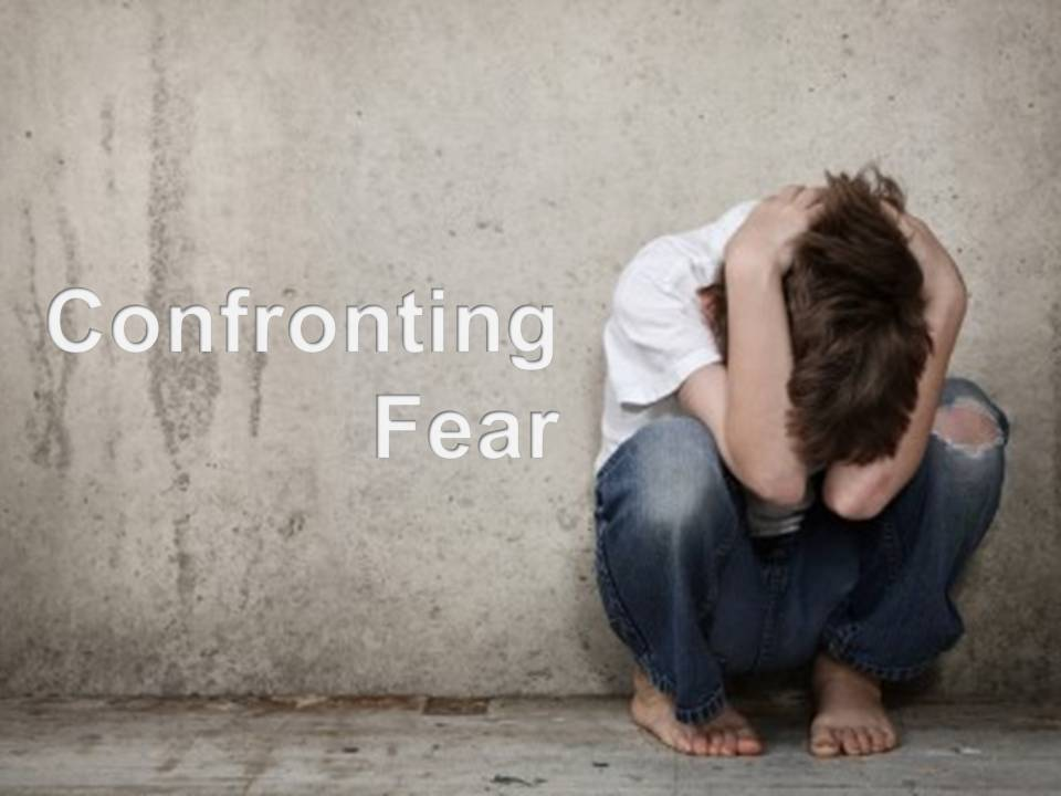 fear, podcast, sermon, audio, discipleship, lent