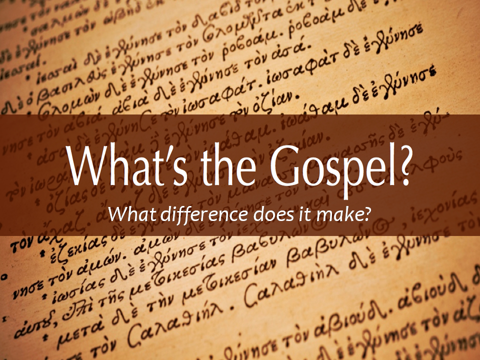 Gospel Difference